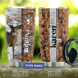 Deer Hunting Lover Personalized KD2 Custom Personalized Tumbler ZU87615