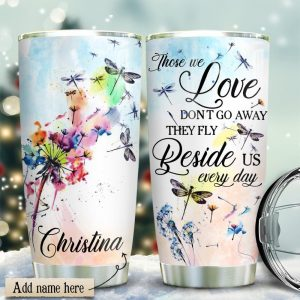 Dragonfly Wings Ready Personalized KD2 Custom Personalized Tumbler PM56818